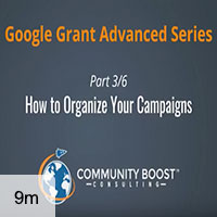 How to Organize Your Campaigns