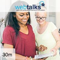 WebTalks - Skilled Volunteerism: Doing More Without a Budget