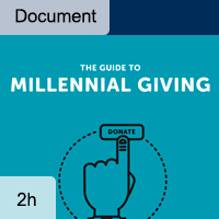 The Guide to Millennial Giving
