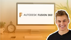 Learn Fusion 360 in 30 days for Complete Beginners! (Part 3)
