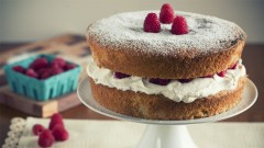 How To Bake A Cake: Victoria Sponge - Introduction Lesson