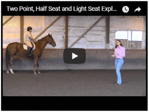 Two Point and Half Seat Defined