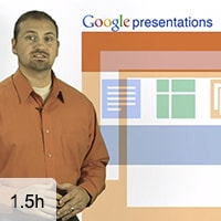 Google Presentations: 01-Getting Started, Presentation Fundamentals, Formatting Text and Drawing Opt
