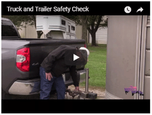 Truck and Horse Trailer Safety Tips