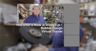 How to Make a Hat at Shorty's Part 1- Bobbie Gough