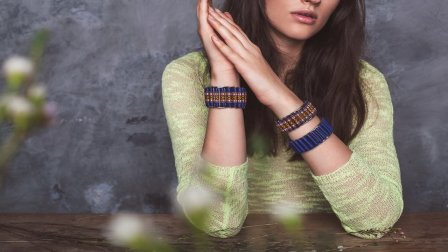Leather Craft: Recycle Your Rubbish and Turn It into a Luxury Bracelet
