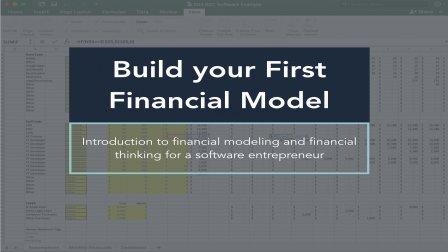 Financial Modeling For Software Startups